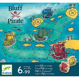 Jeu - Bluff Pirate
