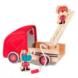 Camion de pompier - Marius