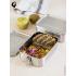 Lunch box Inox - Cerisier - 1200 ml