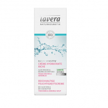 Crème hydratante riche - Basis Sensitiv - 50 ml