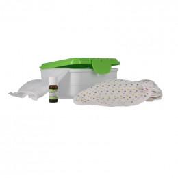 Kit complet - serviettes hygiéniques lavables ultra - Etoiles