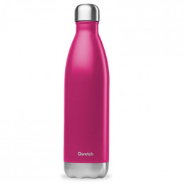 Bouteille nomade isotherme 750 ml - Rose magenta