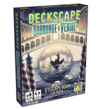 Deckscape - Braquage à Venise - à partir de 12 ans