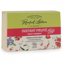 Savon extra doux - Instant fruité - 100 g