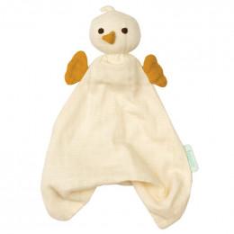 Doudou Pico tétra - crème - dès la naissance