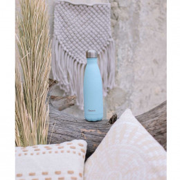 Bouteille nomade isotherme - 1000 ml - Pastel Bleu