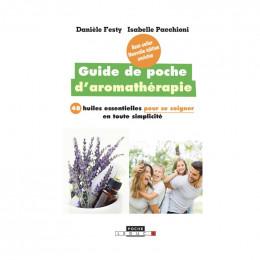 Guide de poche d'aromathérapie Festy et Pacchioni