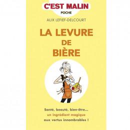 La levure de bière C'est malin Alix Lefief-Delcourt