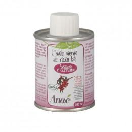 L'huile vierge de ricin Bio - 100 ml