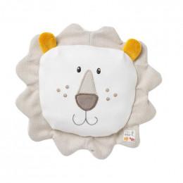 Doudou chauffant bouillotte - Lion