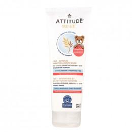 Shampooing gel nettoyant 2 en 1 - Bébé  - 200 ml