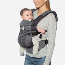 Porte-bébé OMNI 360 4 positions - Cool air mesh - Classic Weave