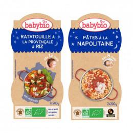 Pack Duo découverte Babybio Bonne nuit