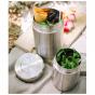 Lunch Box isotherme 500 ml Inox brossé **