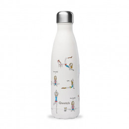 Bouteille nomade isotherme - 500 ml - Yoga