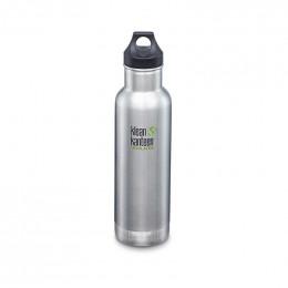 Gourde bouteille isotherme en inox - 592 ml
