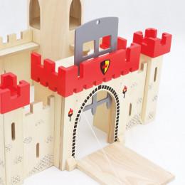 Château en bois - à partir de 3 ans