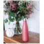 Bouteille nomade isotherme 750 ml - Bois de rose mat
