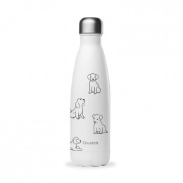 Bouteille isotherme - Pretty dogs - 500ml