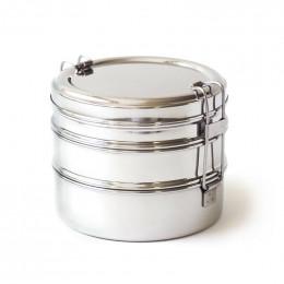 Lunch box - Tri Bento - Inox