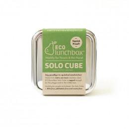 Lunch box - Solo Cube - Inox