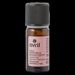 Huile essentielle de Géranium rosat BIO - 10 ml