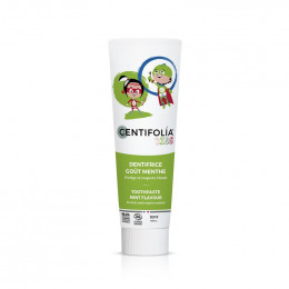 Dentifrice Bio enfant - Menthe - 50 ml