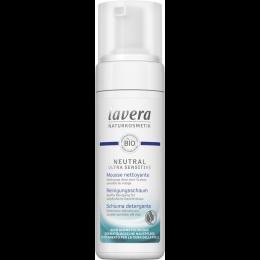 Mousse nettoyante Bio visage - Neutral Ultra Sensitive - 150 ml