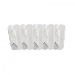 10 protèges slips lavables - EcoLibri