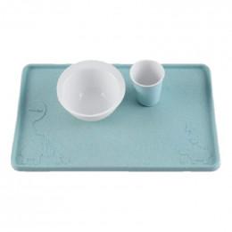 Set de table en caoutchouc - Blue