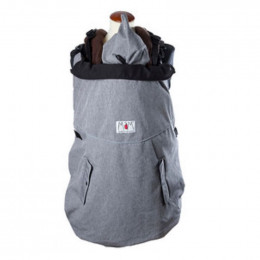 "Couverture de portage Flex ""Deluxe"" 4 saisons - Heather grey"
