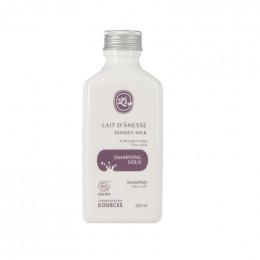 Shampooing doux au lait d'ânesse 200 ml°