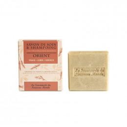 Savon 3 en 1 soin et shampoing Orient 100 g