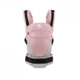 Porte-bébé Baby carrier XT en coton BIO - Butterfly Rose