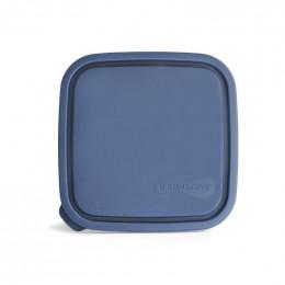 Couvercle pour boîte carrée - 18 cm de diamètre - Navy