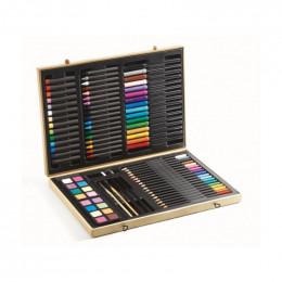 Grande boite de couleurs