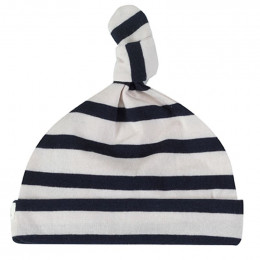 Bonnet - Rayures bretonnes - marin