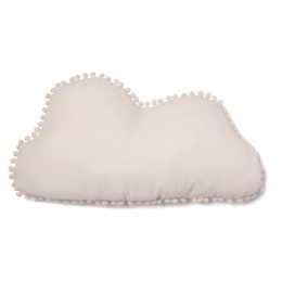 Coussin nuage Marshmallow - Natural