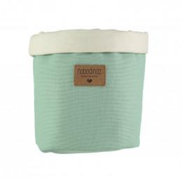 Panier en coton Tango - Provence green - medium