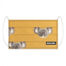 Masque buccal en coton bio - Koala