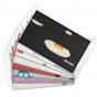 Masque buccal en coton bio - Tiles Pearl White