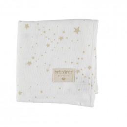 Boîte de 2 langes Butterfly - New white - 100x120