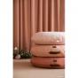Pouf rond Sahara - Bloom pink