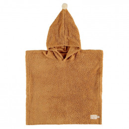Poncho de bain So cute - Caramel