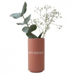 Vase Favourite Vase - Happy birthday