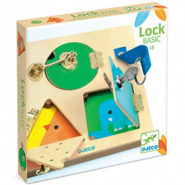 Jeu éducatif - LockBasic