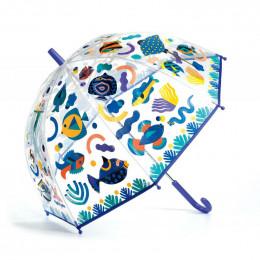 Parapluie - Poissons - Magique