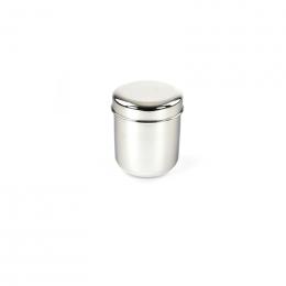 Boîte en inox - La cylindre 3 - 600 ml