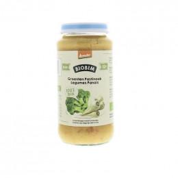 Petit pot de légumes variés et panais - 250 g