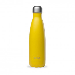 Bouteille nomade isotherme - 750 ml - Pop Jaune